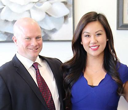 Dr Vargas and Dr Ivory | Riverfront Dental